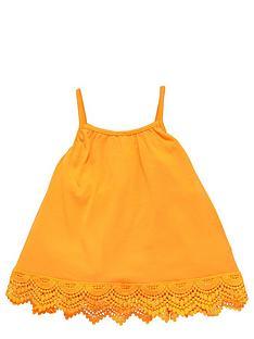 river-island-girls-tangerine-lace-hem-cami