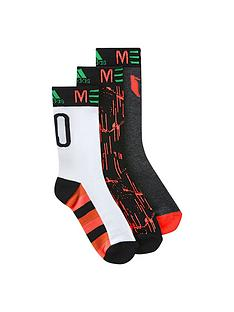 adidas-adidas-messi-kids-3pk-socks