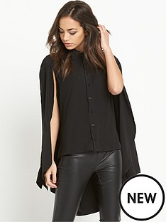 lavish-alice-cape-long-sleeve-shirt