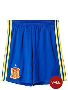 adidas-spain-junior-2016-home-shorts