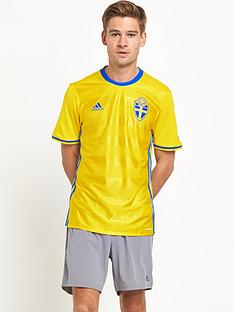adidas-sweden-home-mens-short-sleeve-shirt-euro039s-2016