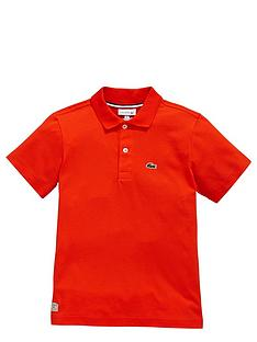 lacoste-jersey-polo-red