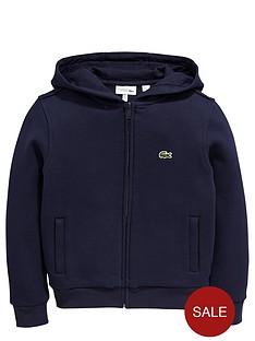 lacoste-classic-zip-thru-hoody-navy