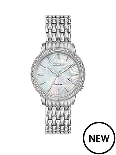 citizen-citizen-eco-drive-039silhouette-diamond039-diamond-set-bracelet-ladies-watch