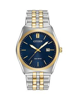 citizen-citizen-eco-drive-corso-two-tone-bracelet-mens-watch