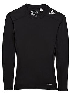 adidas-mens-techfit-cool-long-sleeve-top