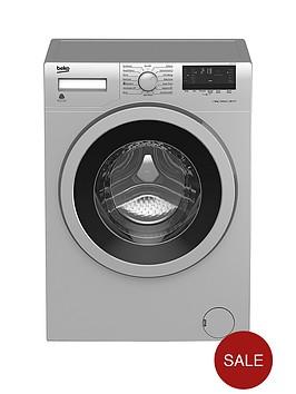 beko-ws832425snbsp1300-spin-8kgnbspload-washing-machine-next-day-delivery-silver
