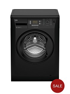 beko-wmb91243lb-1200-spin-9kg-load-washing-machine-next-day-delivery-black
