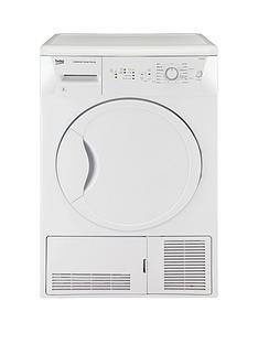 beko-dcu8230w-8kg-condenser-dryer-next-day-delivery-white