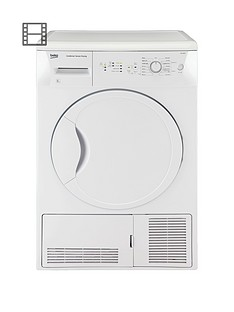 beko-dcu8230w-8kg-condenser-dryer-white-next-day-delivery