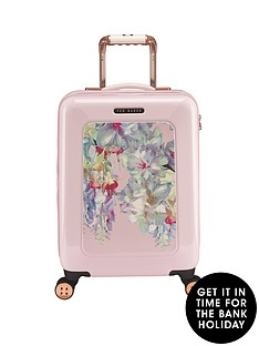 ted-baker-hanging-gardens-printed-4-wheel-cabin-case