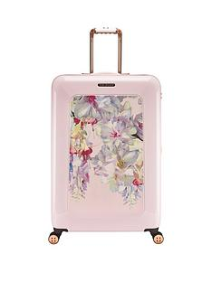 ted-baker-hanging-gardens-printed-4-wheel-large-case