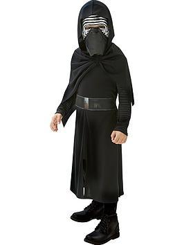 Star Wars Kylo Ren Child Costume  Age 58 Years