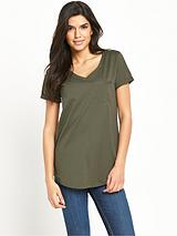 "V NECK ""PERFECT TEE"""