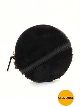girls-faux-fur-xbody-bag-black
