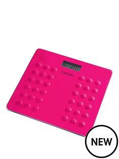 carmen-electronic-bathroom-scale-pink
