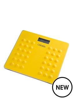 carmen-electronic-bathroom-scale-yellow