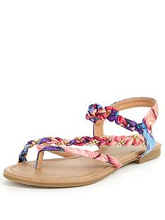 joe-browns-mardi-gras-diamante-sandals