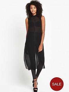v-by-very-longline-split-blouse