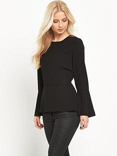v-by-very-peplum-top