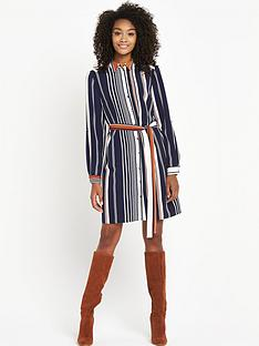 v-by-very-stripe-shirt-dress