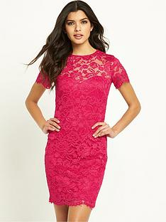 v-by-very-scallop-back-lace-dress