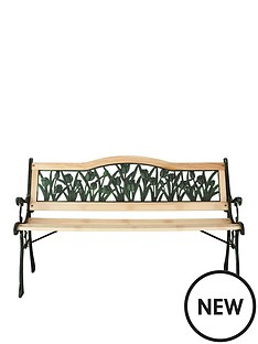 tulip-2-seater-bench