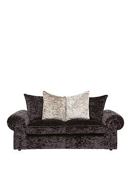 Scarpa 3Seater Fabric Sofa Bed