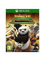 KungFu Panda Showdown of Legendary Legends