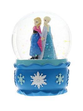 disney-frozen-elsa-and-anna-snowglobe