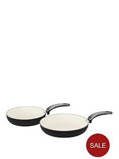 swan-swan-retro-set-of-2-frying-pans-ndash-black