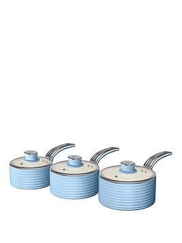 swan-retro-set-of-3-saucepans-blue