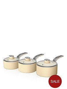 swan-swan-retro-set-of-3-saucepans-cream