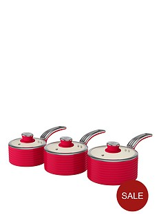 swan-swan-retro-set-of-3-saucepans-red