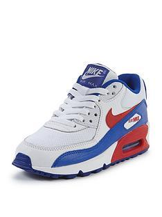 ynrqh Boy | Nike Air Max 90 | Trainers | Child & baby | www.littlewoods.com