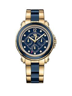 juicy-couture-chronograph-navy-dial-with-navy-gold-plated-bracelet-ladies-watch
