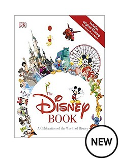 the-disney-book