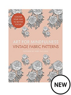 art-for-mindfulness-vintage-fabric-patterns-colouring-book