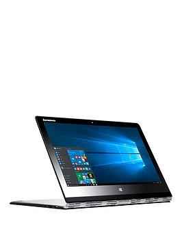 Lenovo YOGA 3 Pro Intel Core M, 8Gb RAM, 256Gb SSD Storage, 13.3 inch QHD Touchscreen 2-in-1 Laptop - Silver