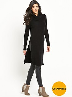 v-by-very-cowl-neck-jumper-dress