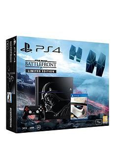 playstation-4-ps4nbsp1tbnbsplimited-edition-black-console-with-star-wars-battlefrontnbsp