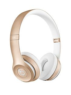 beats-by-dr-dre-solo2-wireless-headphones-gold
