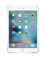 iPad mini 4, 128GB, Wi-Fi and Cellular - Gold