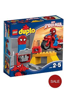 lego-duplo-spider-man-web-bike-workshop