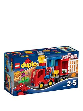 Lego Duplo SpiderMan Spider Truck Adventure 10608