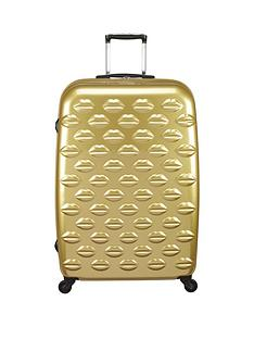 lulu-guinness-lulu-guinness-hard-sided-4w-gold-large