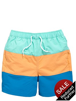 lyle-scott-boys-colour-block-swim-shorts