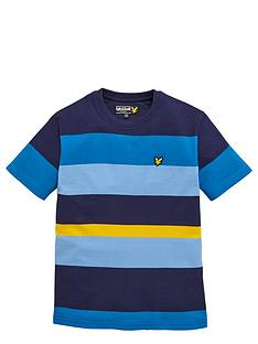 lyle-scott-short-sleeve-stripe-t039shirt