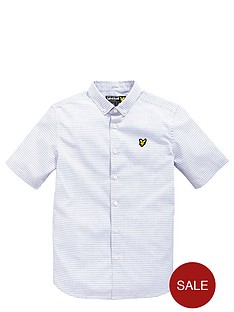 lyle-scott-boys-short-sleeve-stripe-shirt