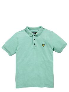 lyle-scott-ss-classic-polo-mint-green